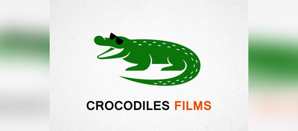 cool crocodile logos