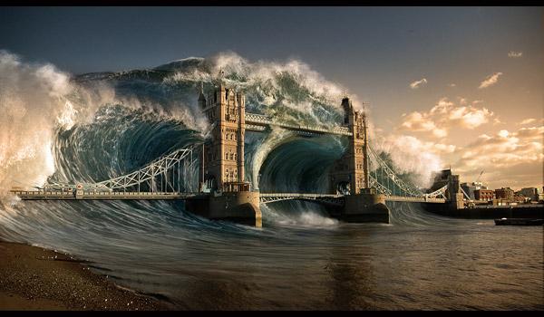 sea wave design