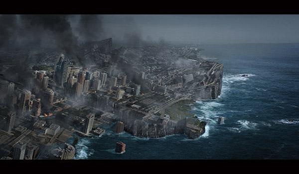 apocalypse digital painting
