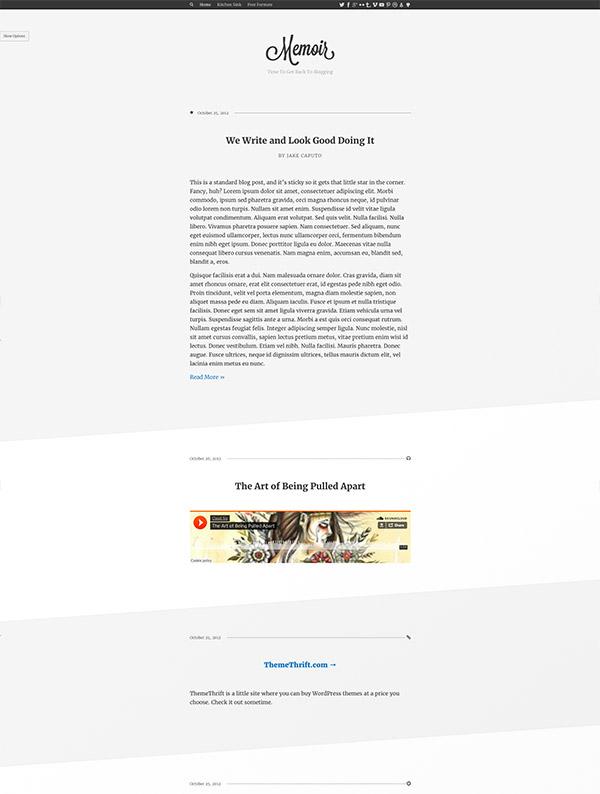 wordpress themes premiums