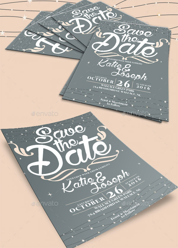 44 Wedding Invitation Templates That Will Make You Feel Special ...