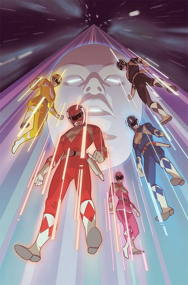 mighty morphin rangers