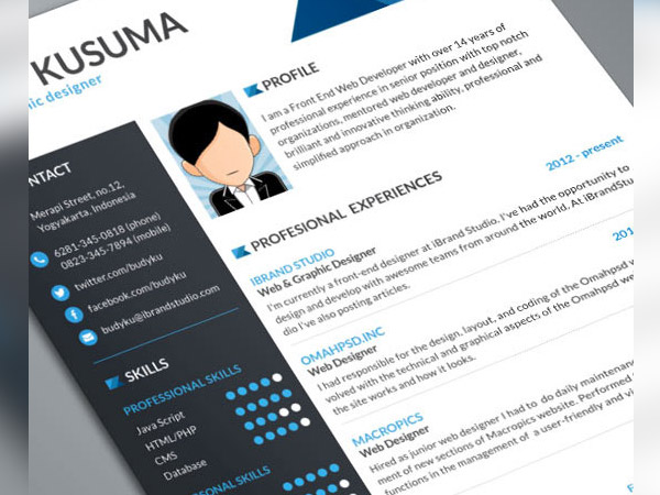 33 free resume cv templates to help you get your job naldz