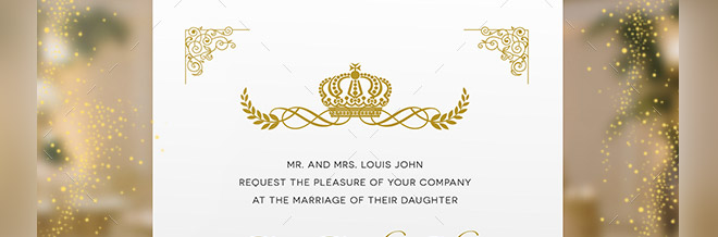 43 Wedding Invitation Templates That Will Make You Feel Special