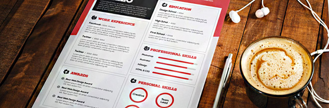33 Free Resume (CV) Templates To Help You Get Your Job