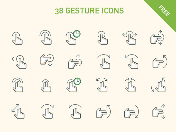 preview free icons