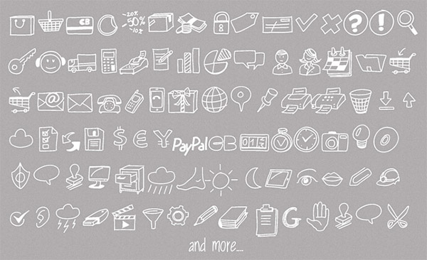sketch icons free
