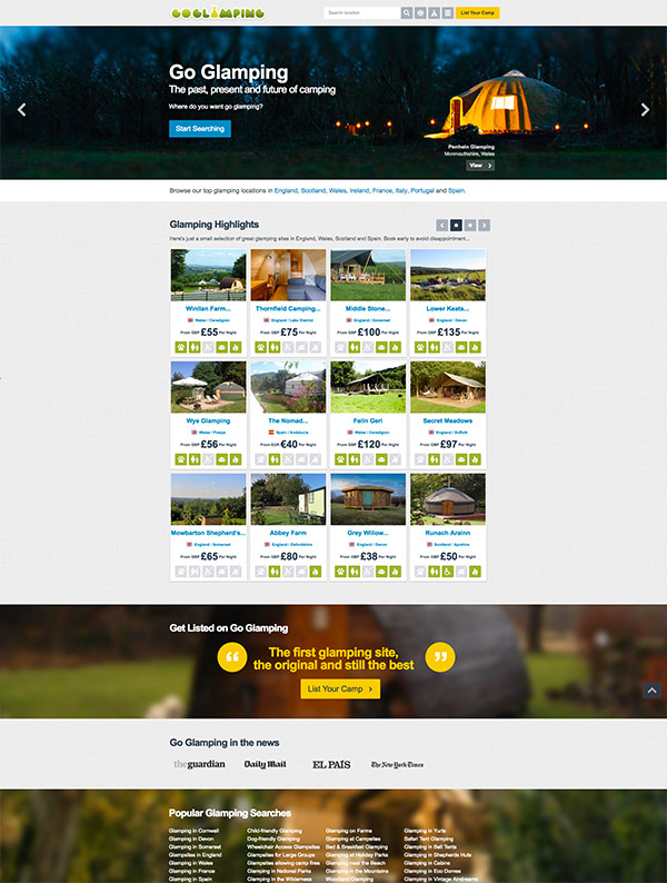 slideshow travel theme