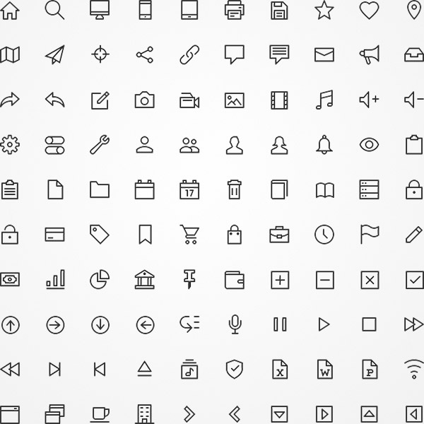 free pack icons