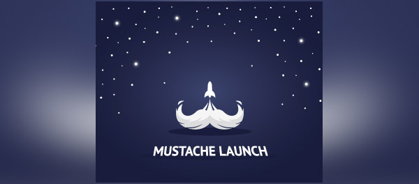 rocket logo design