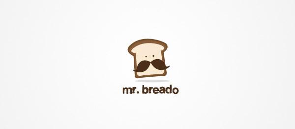 bread mustache style