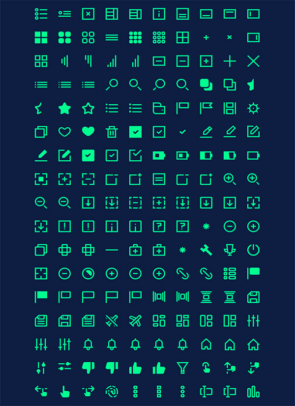 svg icons packs
