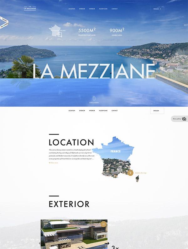 cinemagraph web design