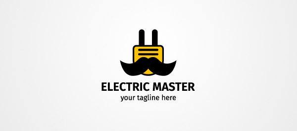 plug electric branding
