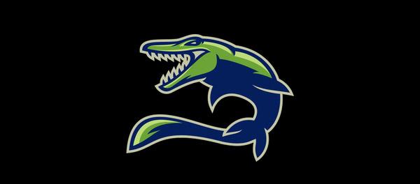 Jurassic logo layout