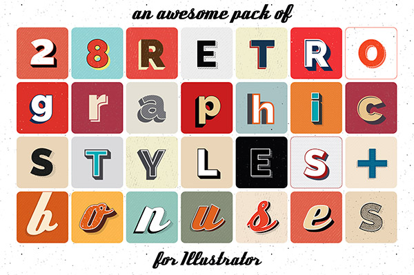 awesome pack illustrator