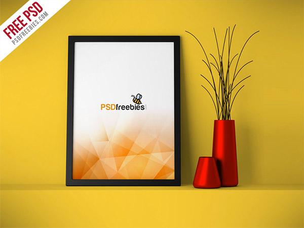 poster frame design