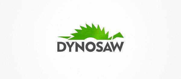 saw dinosaur green