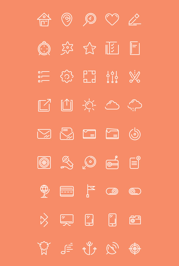 icon freebie set