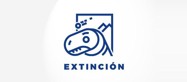 line logo reptile