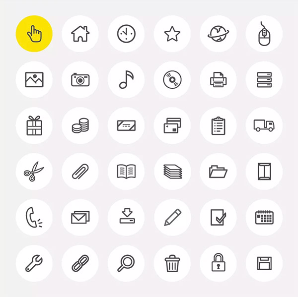 vector icons free