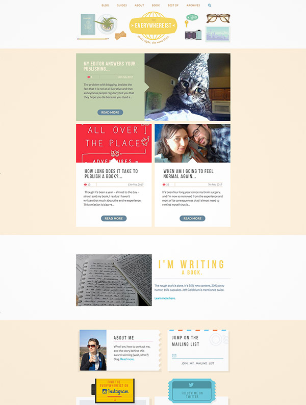 graphic web designs