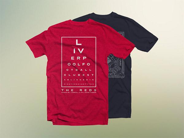 shirt mockup design