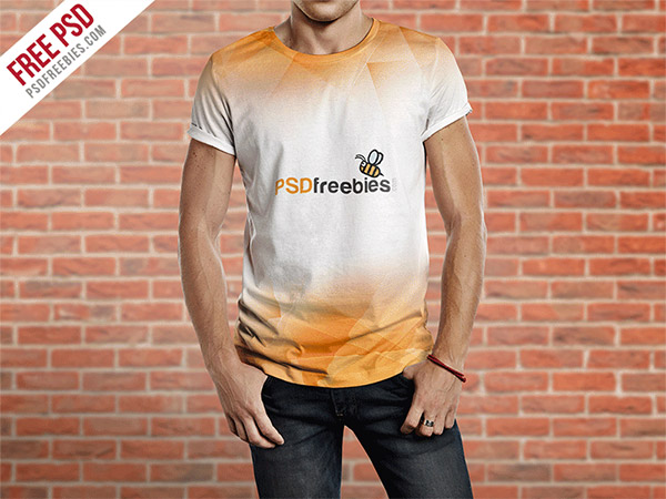 graphics shirts psd