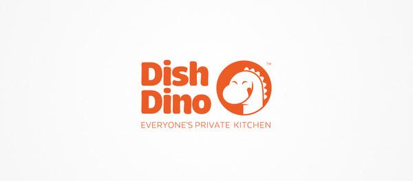hungry dino logos
