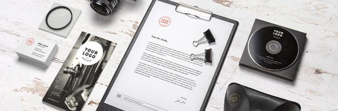 Free PSD Mockup Templates for Branding & Identity
