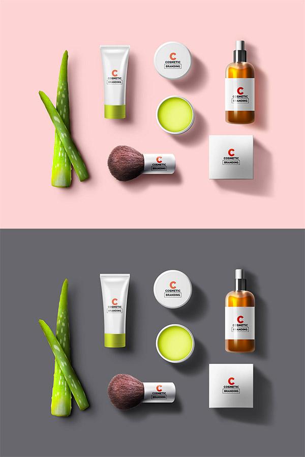 cosmetic brand design