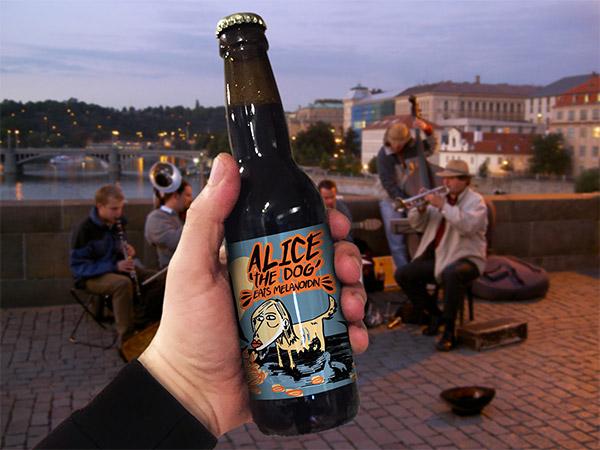 free beer mockups