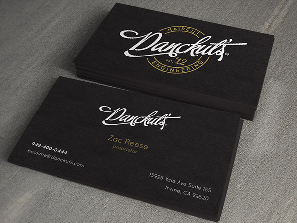 25 beautiful barber business card designs naldz graphics black vintage style colourmoves