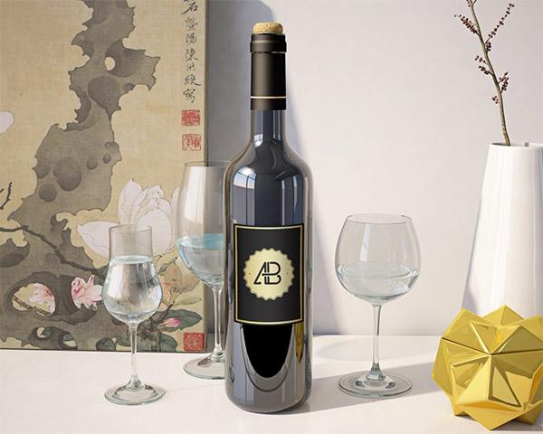 bottles mockups designs