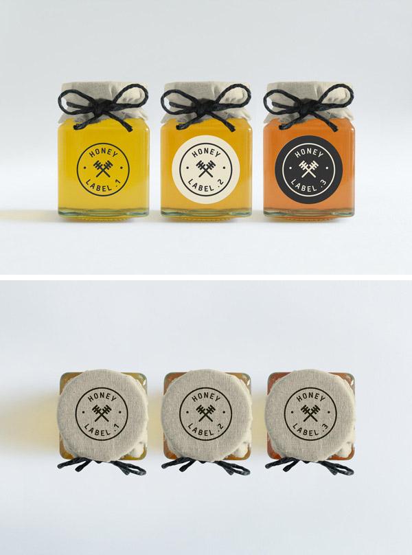 jar design mockup