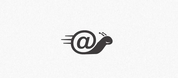 snail mail branding