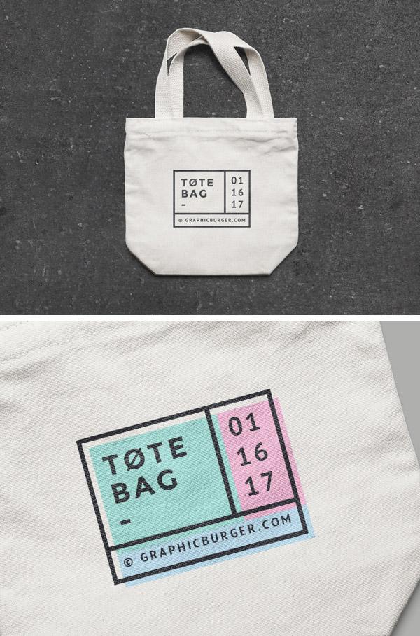tote bag free template