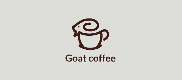 coffee cup goats
