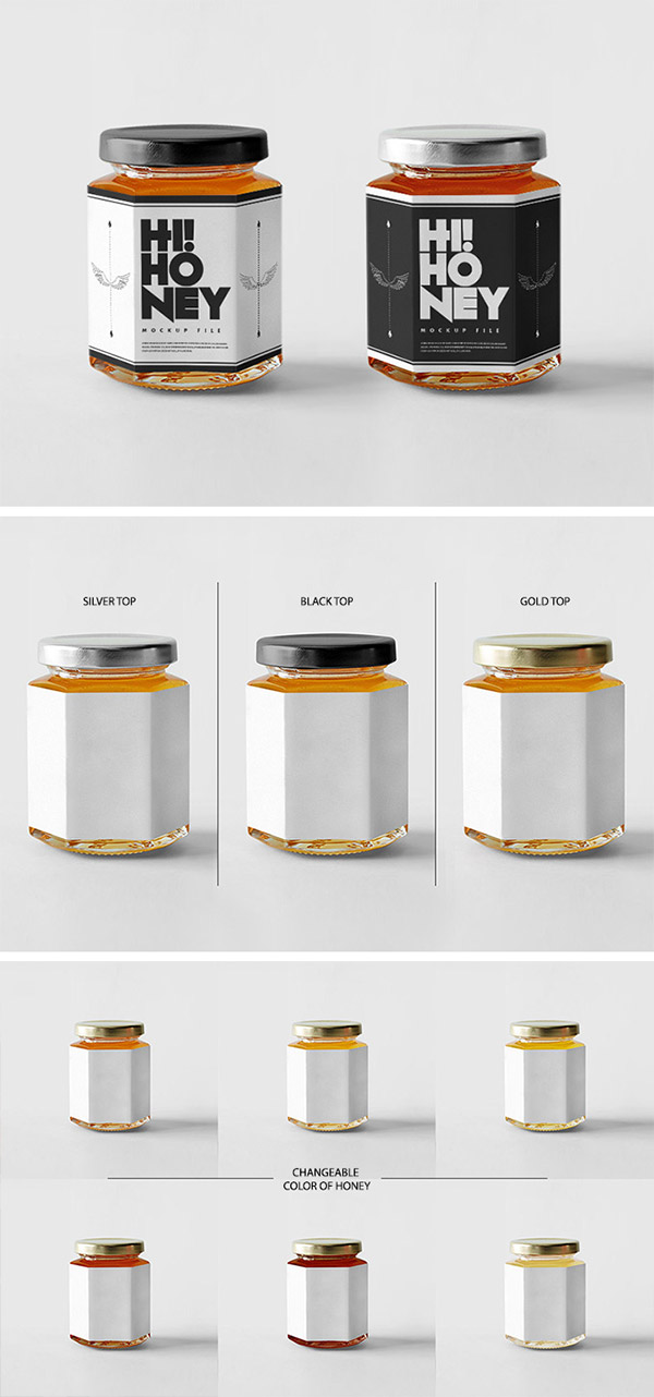 customizable jar design
