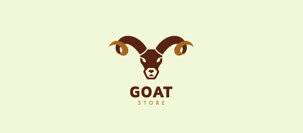 store animal logo