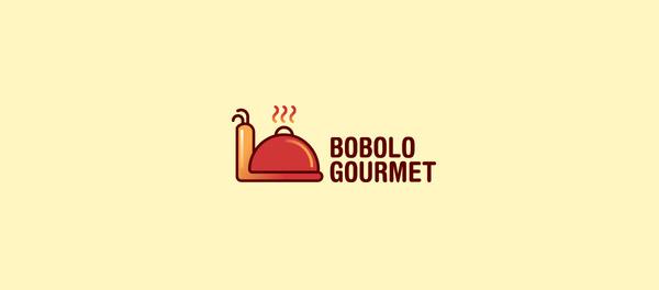 gourmet logo design