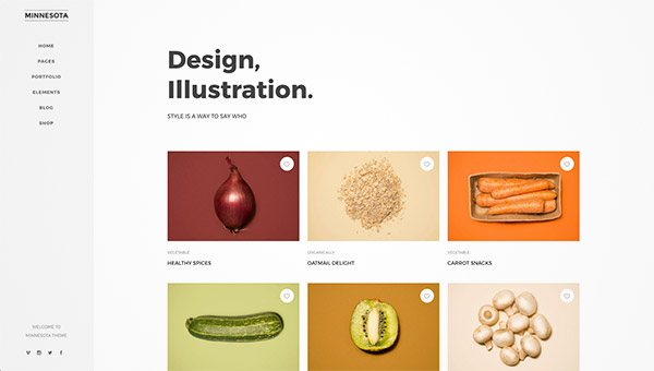 creative smart theme