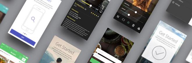 20 App Screen Mockups For Free