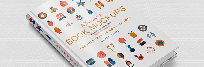 30+ Convenient Book Cover Mockups For Free