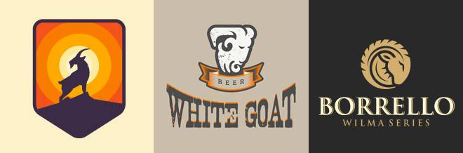 40 Majestic Goat Logo Design Examples