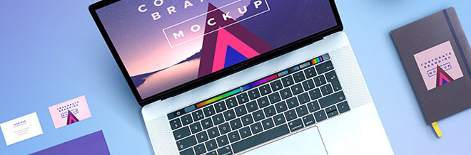30 High Quality Laptop Mockups For Free