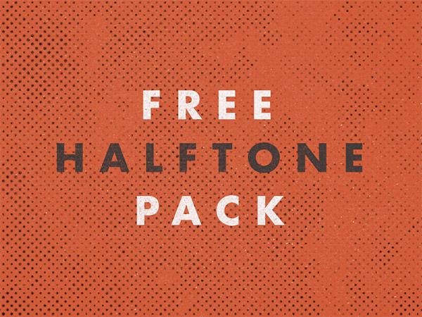 halftone texture free