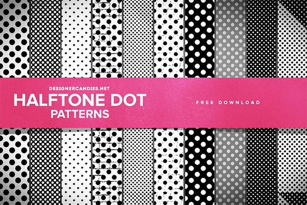 dot pattern photoshop