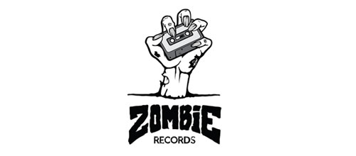 Zombie (Records) logo