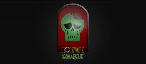 Clockwork Zombie logo